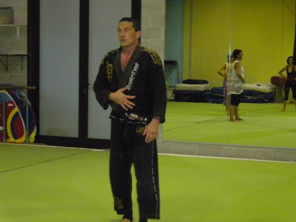 dan kimono nero