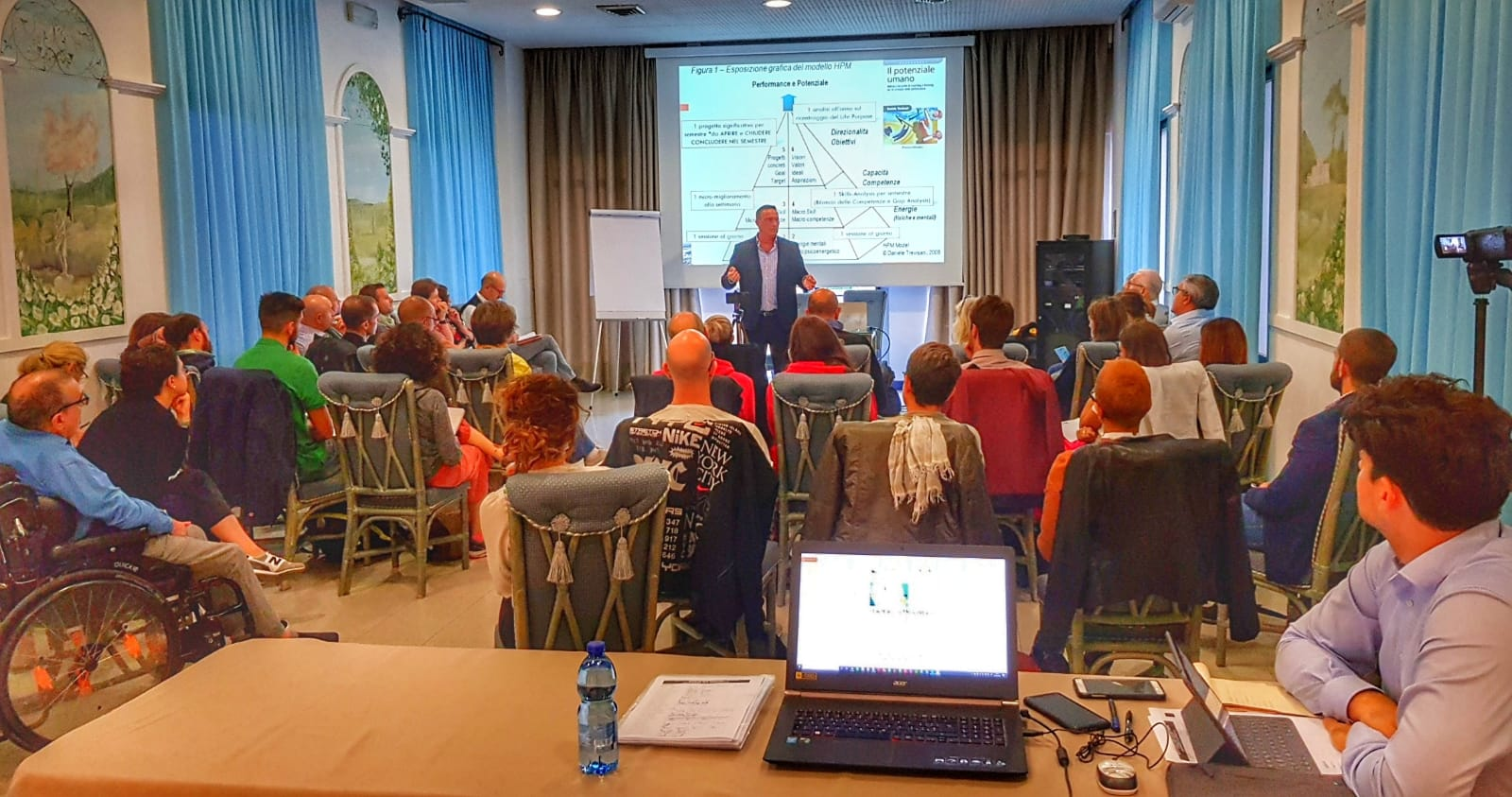 Comunicazione Persuasiva Master Step -  Dott. Daniele Trevisani