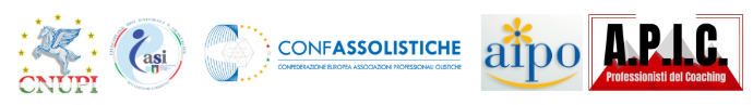 Logo assicativi Master in Coaching