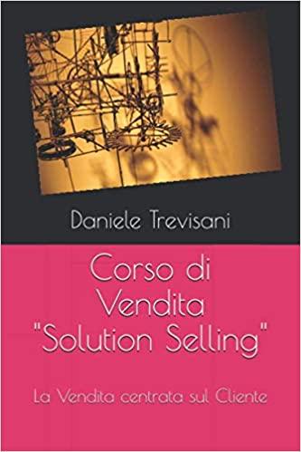 corso di vendita solution selling copertina libro
