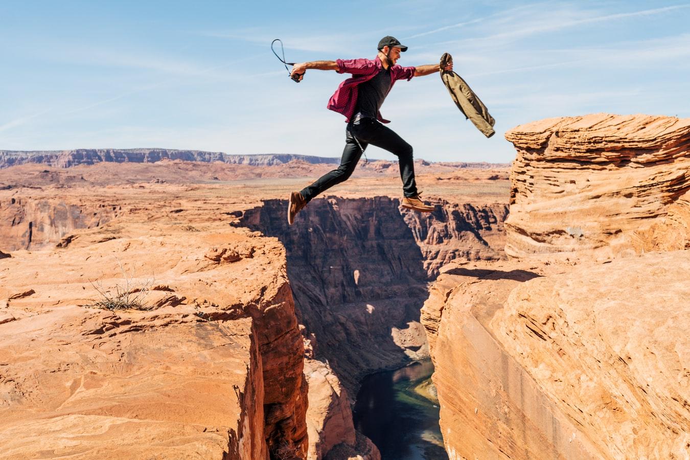 motivazione personale, salto, ostacolo, performance
