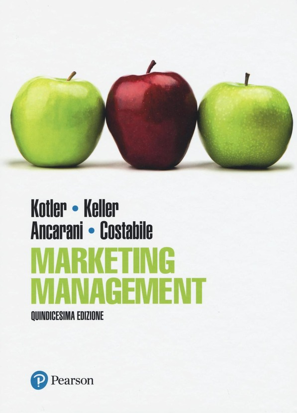 migliore master privato in marketing management - libro di Kotler